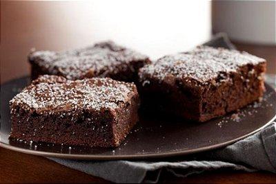Brownie de chocolate meio amargo 100g