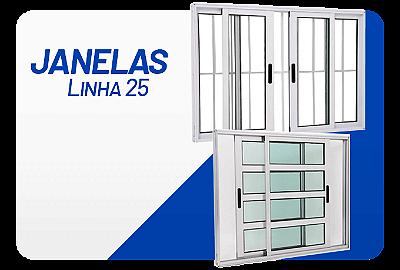 Janelas Linha 25