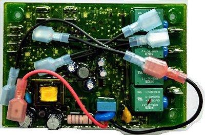 Conjunto Placa Eletrônica SMD C/ Adaptador PTH EGC-A  - Cód 43195