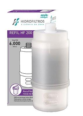 REFIL HF 200 CARVÃO ATIVADO PENTAIR / HIDROFILTROS