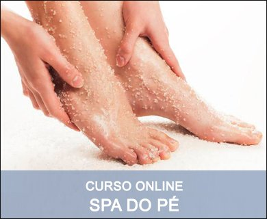 Spa do Pé Online