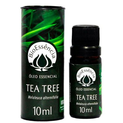 Óleo Essencial de Melaleuca (Tea Tree) - 10ml