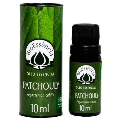 Óleo Essencial de Patchouly - 10ml