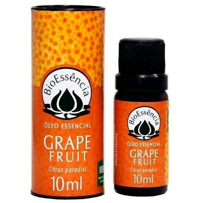 Óleo Essencial de Grapefruit (Toranja) - 10ml