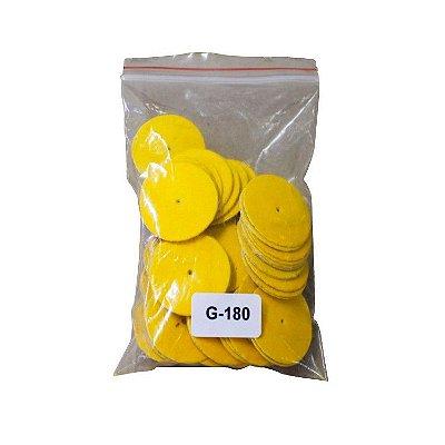 Lixa Plantar G-180 - Pacote com 100 unid.