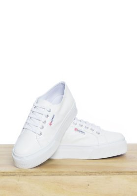 TENIS SUPERGA 2790 FGLU WHITE