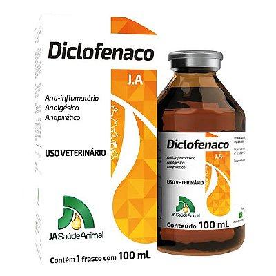 Diclofenaco J.A 100 mL