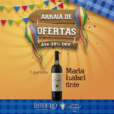 PROMOÇÃO DE SÃO JOÃO - Maria Izabel 2017, tinto, 750ml, 1 garrafa
