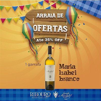 PROMOÇÃO DE SÃO JOÃO - Maria Izabel 2018, branco, 750ml, 1 garrafa