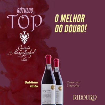 PROMOÇÃO TOP QMI - Sublime Maria Izabel 2016, tinto, 750ml, caixa com 2 garrafas