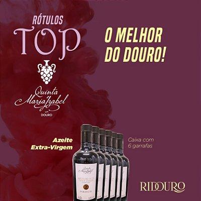 PROMOÇÃO TOP QMI - Azeite Extra-Virgem, 500ml, caixa com 6 garrafas