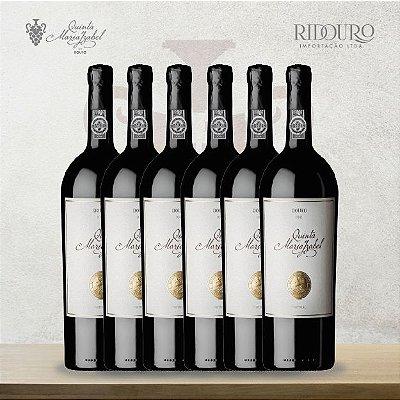 Quinta Maria Izabel, 2012, tinto, 750ml, caixa com 6 garrafas