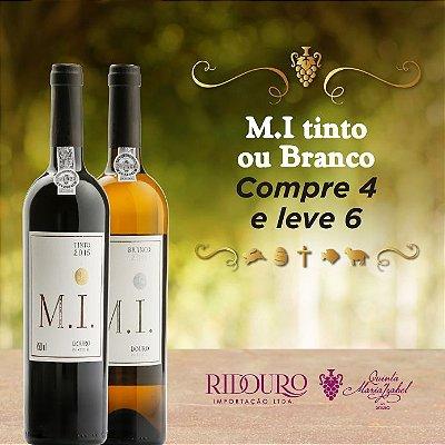 PROMOÇÃO DE PÁSCOA - M.I. 2017, TINTO, 750ml, caixa com 6 garrafas