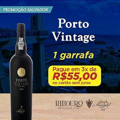 PROMO SALVADOR - Quinta Maria Izabel, Porto Vintage 2012, 750ml, 1 garrafa