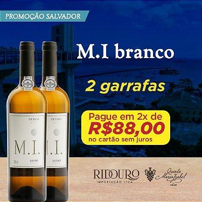 PROMO SALVADOR - 2 GARRAFAS DE MI BRANCO