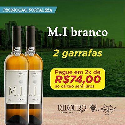 PROMO FORTALEZA - 2 GARRAFAS DE MI BRANCO