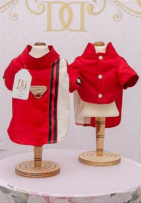 Camisa Vermelha Natal