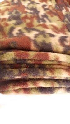 Cobertor Camuflado Tam. G