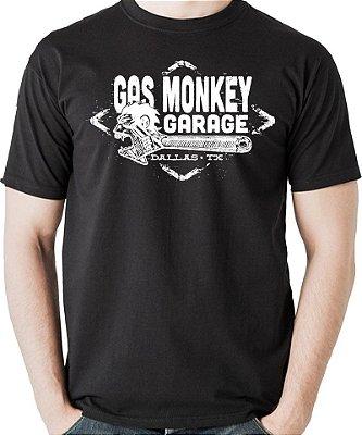 Camiseta Gas monkey Chave