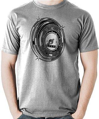Camiseta Velocímetro Fusca - Europeu MPH