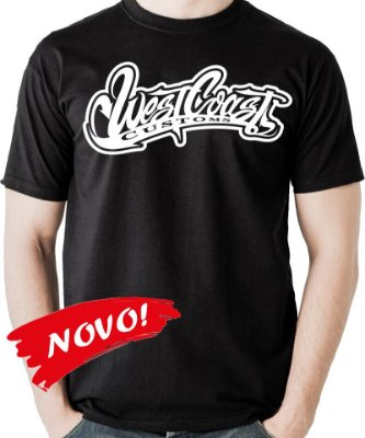 Camiseta WESTCOAST CUSTOMS - Discovery Turbo