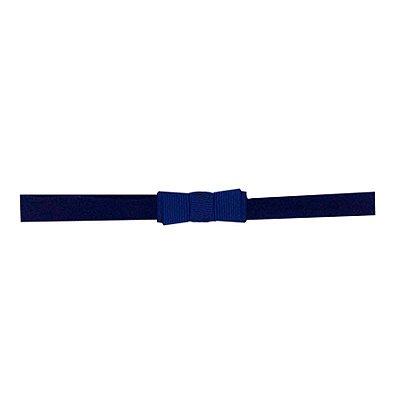 Faixa Laço Letiti Azul Marinho RN