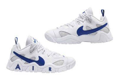 Nike Air Barrage Mid Low