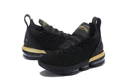 Nike Lebron 16 (Black Friday)