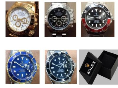 Kit 20 Relógios Masculinos Rolex Replicas Com Caixa