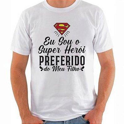 KIT 060 - PAI SUPER HEROI PREFERIDO FILHO