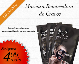 Mascara Black Head