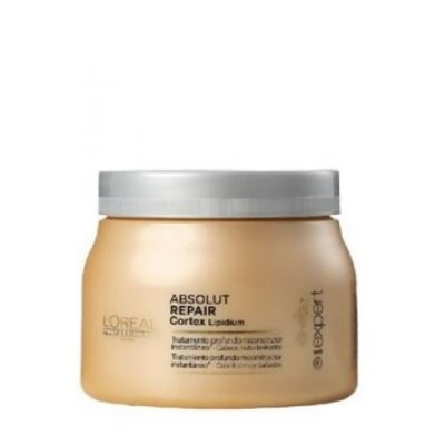 L'Oréal Profissional Absolut Repair Cortex Lipidium Máscara Tratamento 500g