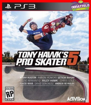 Tony Hawk's Pro Skater 5 ps3