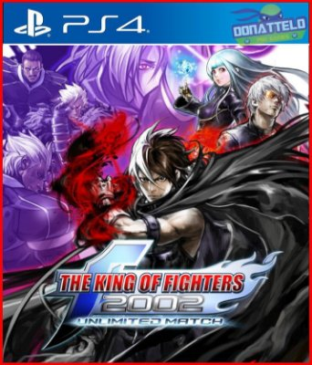 The King of Fighters 2002 Unlimited Match PS4 PS5