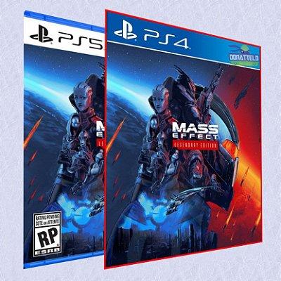 Mass Effect Legendary Edition PS4/PS5