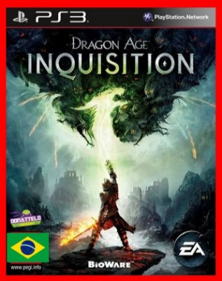 Dragon Age Inquisition - Deluxe Edition ps3