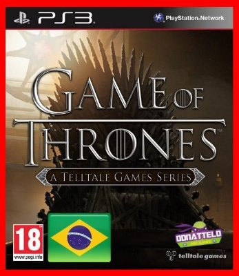 Game of Thrones - A Telltale Games Series  ps3 - Temporada completa