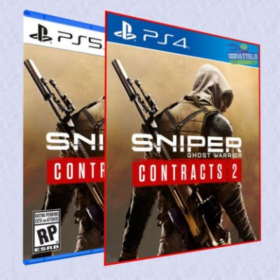 Sniper Ghost Warrior Contracts 2 PS4/PS5