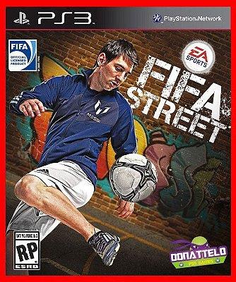 Fifa Street 4 ps3