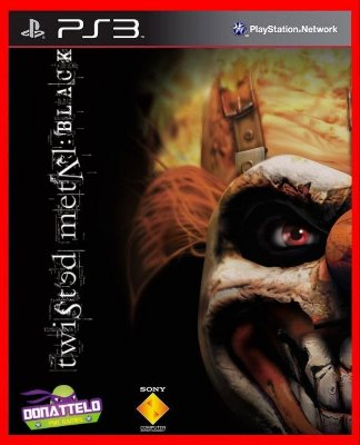 Twisted Metal Black ps3