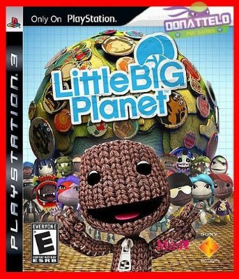 Little Big Planet 1 ps3 - em portugues