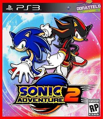Sonic Adventure 2 ps3