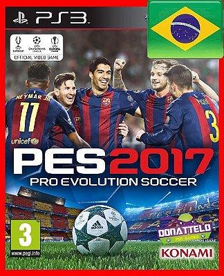 PES 17 - Pro Evolution Socccer 2017