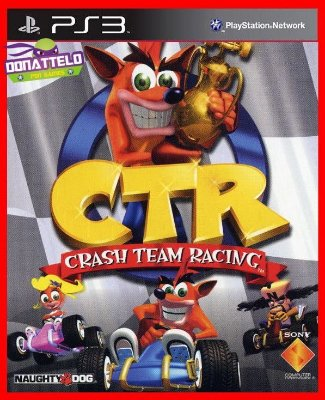 CTR: Crash Team Racing ps3