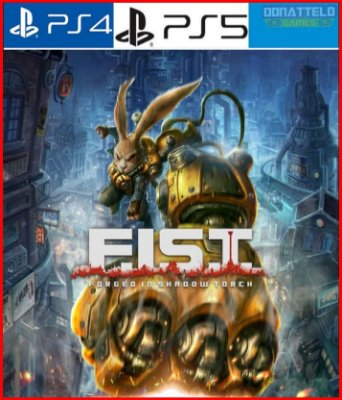 F.I.S.T.: Forged In Shadow Torch - FIST PS4/PS5