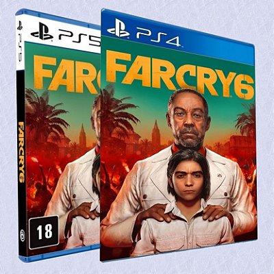 Far Cry 6 PS4 - Far Cry 6 PS5