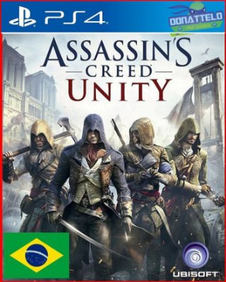Assassins Creed Unity PS4
