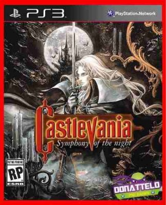 Castlevania Symphony Of The Night ps3