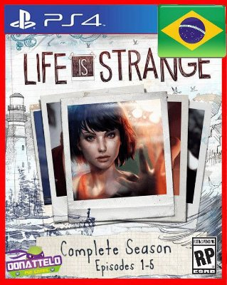 Life is strange 1 ps4 - Temporada completa