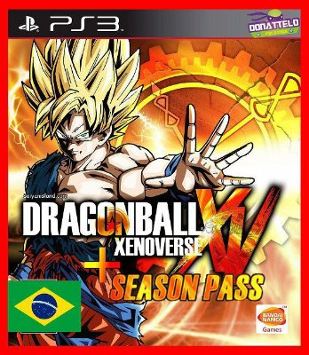 Dragon Ball Xenoverse + Season Pass ps3